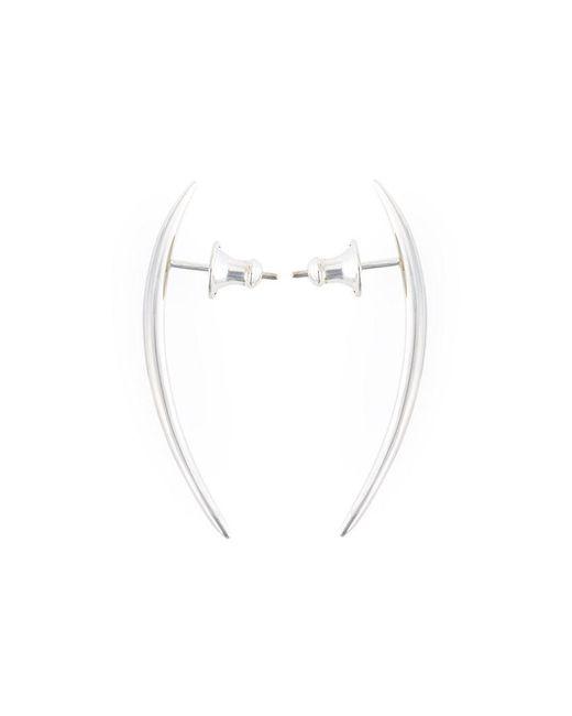 Shaun Leane - Metallic Short 'quill' Earrings - Lyst