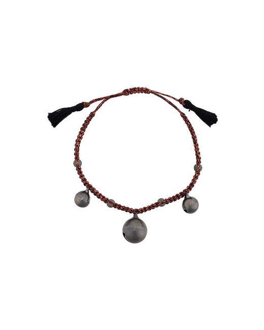 Ileana Makri | Metallic Beaded Bracelet | Lyst