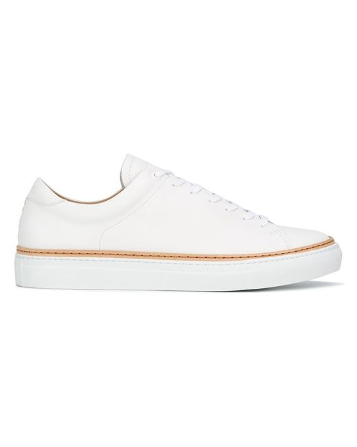 Number288 - White 'prince' Sneakers for Men - Lyst