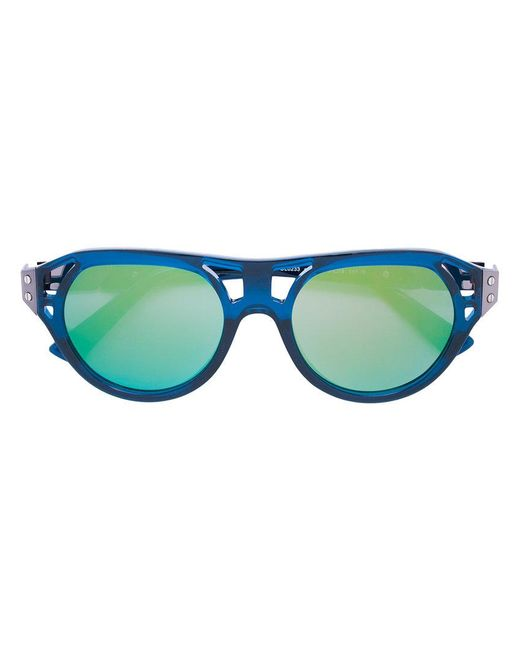 DIESEL | Blue Dl0233 Sunglasses | Lyst