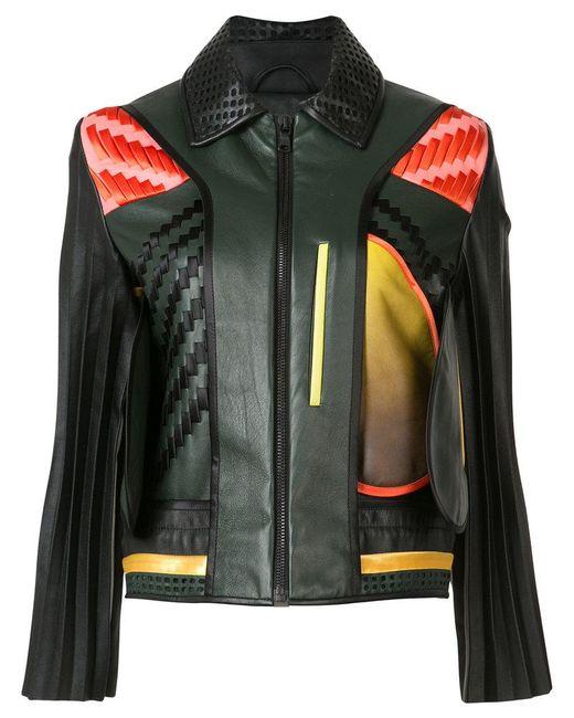 Martina Spetlova | Green 'inside Out' Jacket | Lyst