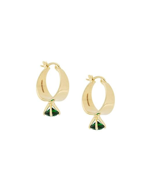 Iosselliani | Metallic Anubian Age Of Jazz Earrings | Lyst