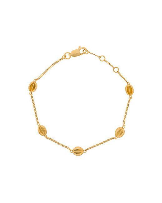 Rachel Jackson - Metallic Chain Bracelet - Lyst