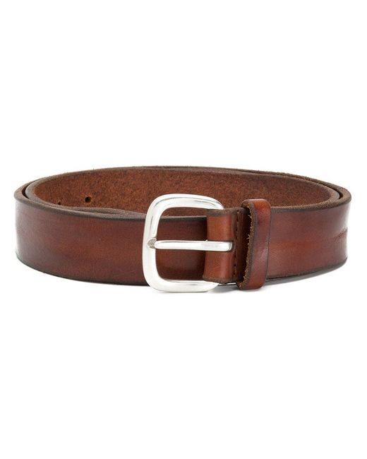 Orciani - Brown Classic Belt for Men - Lyst