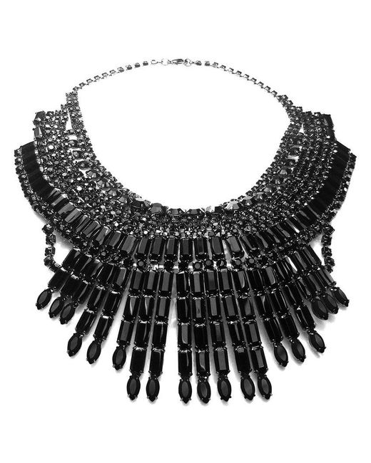 Tom Binns | Black Massai Statement Necklace | Lyst