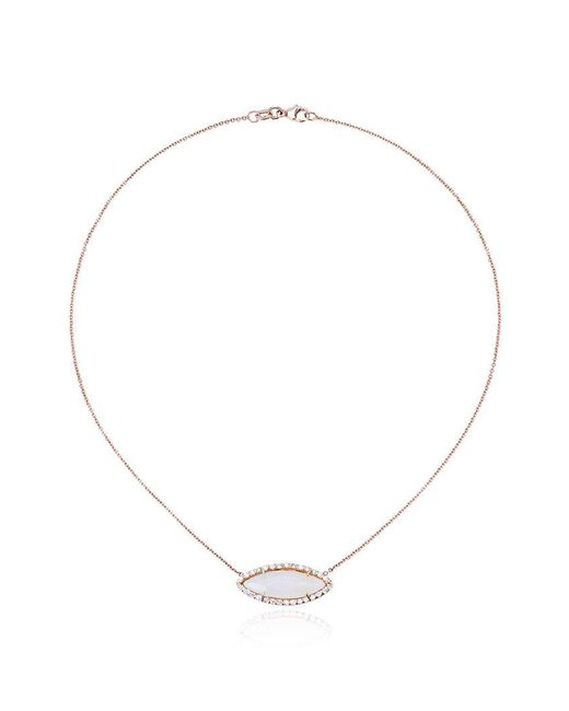 Kimberly Mcdonald - Metallic Opal & Diamond Pendant Necklace - Lyst