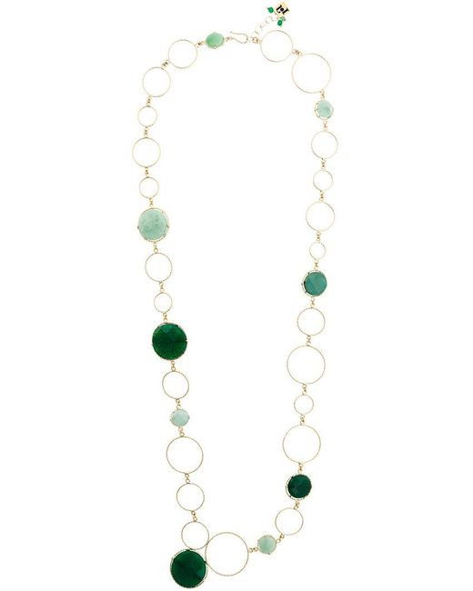 Rosantica | Metallic Raggio Necklace | Lyst