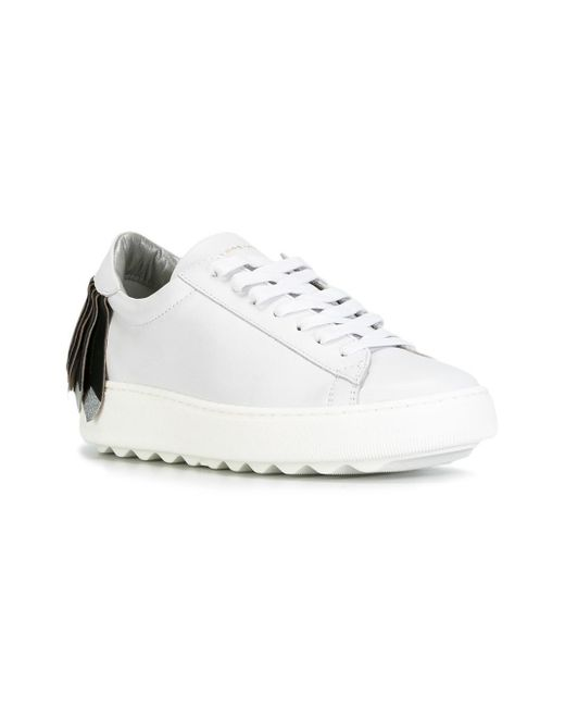 pleated detailing sneakers - White Philippe Model To Buy Get The Latest Fashion Cheap Collections 9wBcJU44Fx