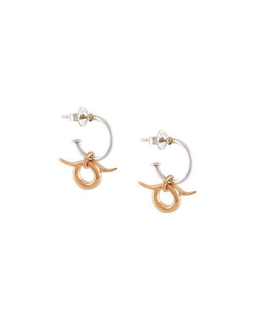 Charlotte Chesnais | Metallic Horn Earrings | Lyst