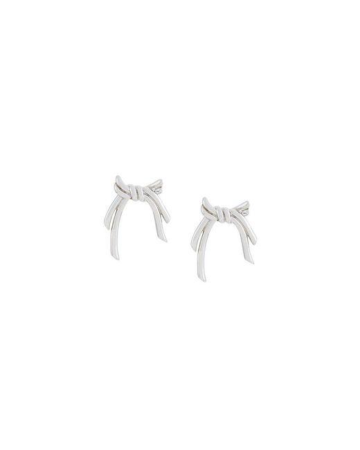 Eshvi | Gray Venus Earrings | Lyst