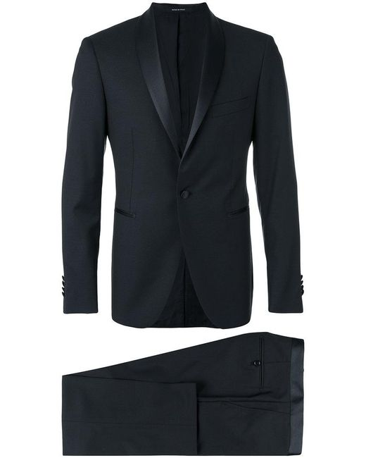 Tagliatore - Blue Two Piece Suit for Men - Lyst
