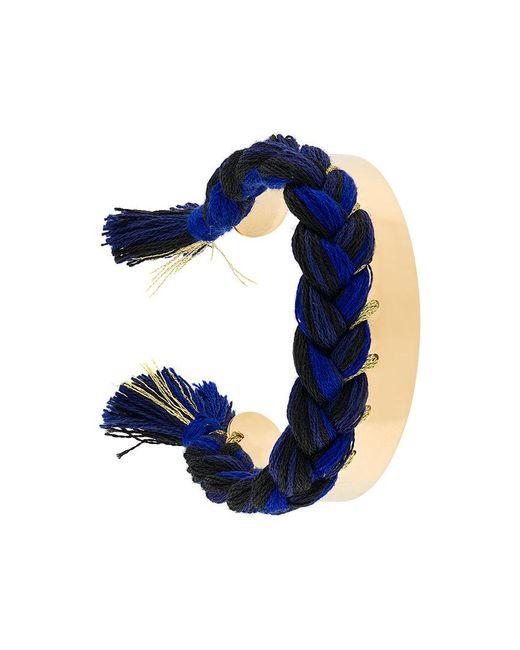 Aurelie Bidermann - Blue Do Brazil Bracelet - Lyst