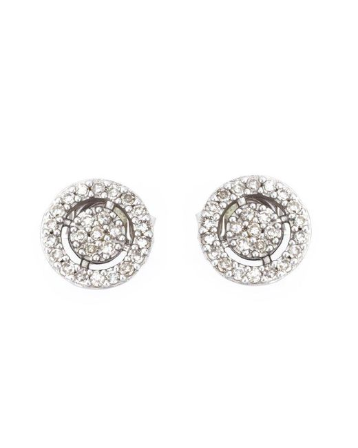 Astley Clarke | Metallic Mini 'icon Aura' Stud Earrings | Lyst