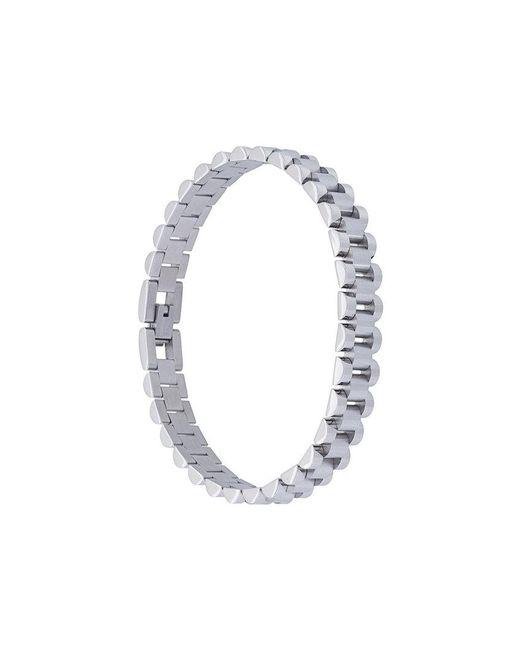 Ambush - Metallic Chain Link Bracelet - Lyst