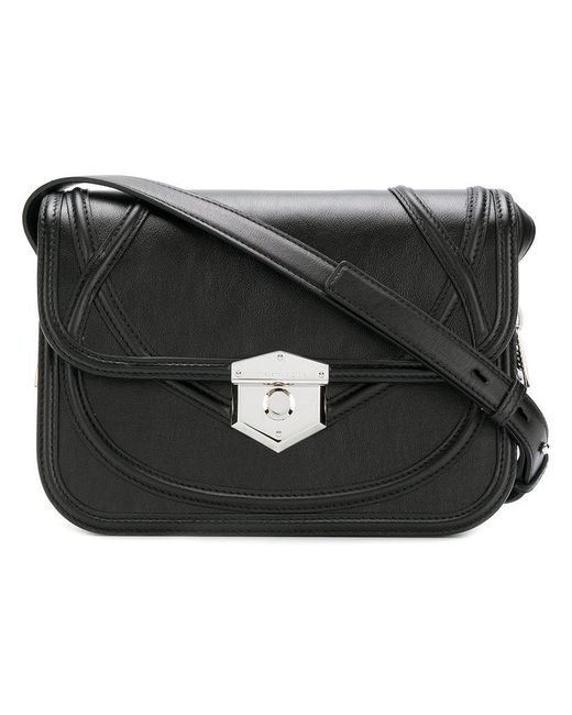Sale Best Store To Get Cheap Pay With Paypal Wicca shoulder bag - Black Alexander McQueen Websites Sale Online KbwPudv