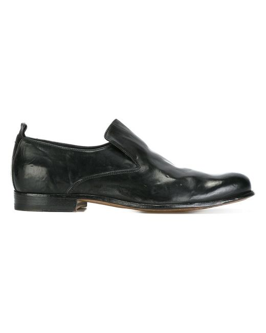 Officine Creative - Black Classic Slippers for Men - Lyst