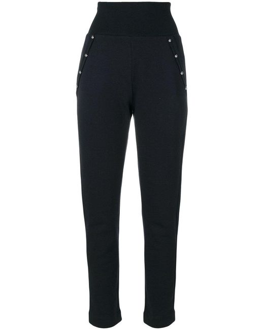 Dorothee Schumacher - Black Straight-leg Trousers - Lyst