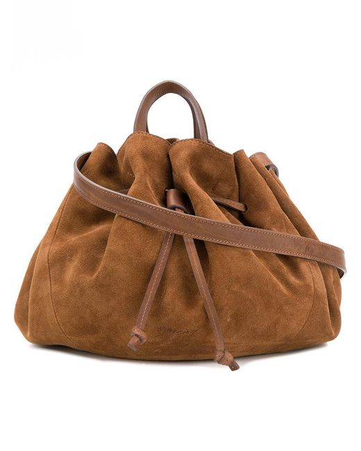 Marsèll - Brown Oblo Media 0345 Tote Bag - Lyst