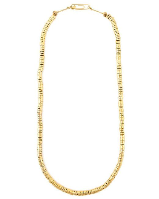 Aurelie Bidermann - Metallic 'trancoso' Necklace - Lyst