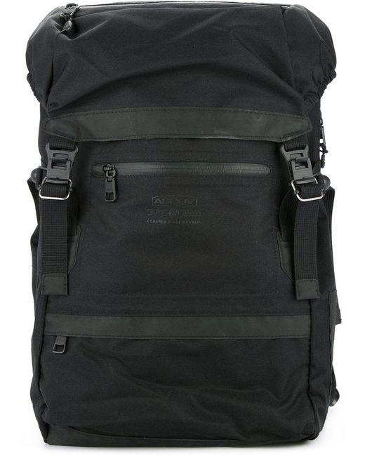 As2ov | Black Large Travel Backpack for Men | Lyst