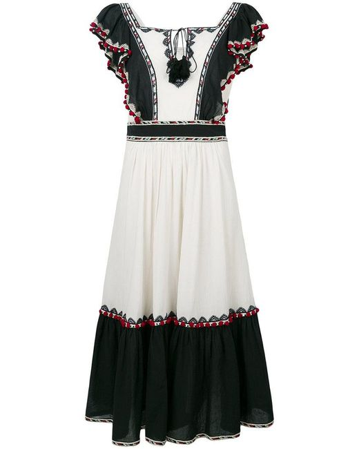 Talitha - Black Alicia Dress - Lyst