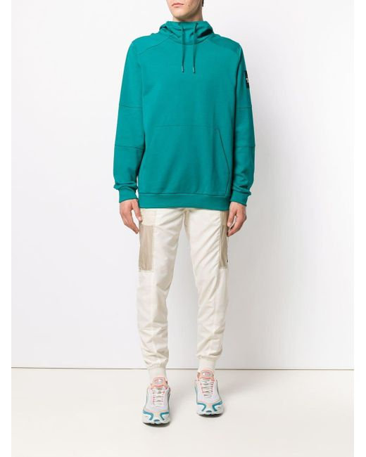 53992f271 The North Face Back Logo Hoodie in Green for Men - Lyst