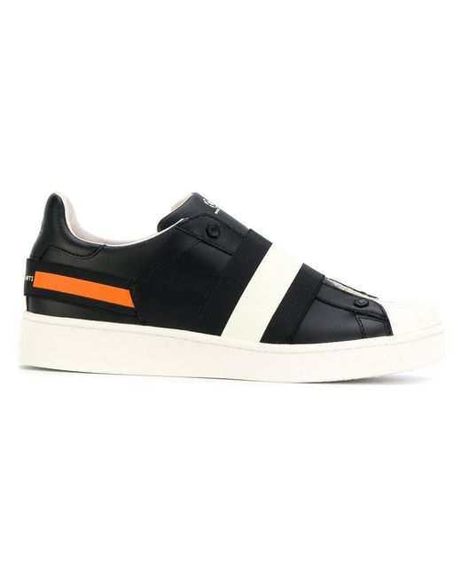 MOA | Black Action Sneakers for Men | Lyst