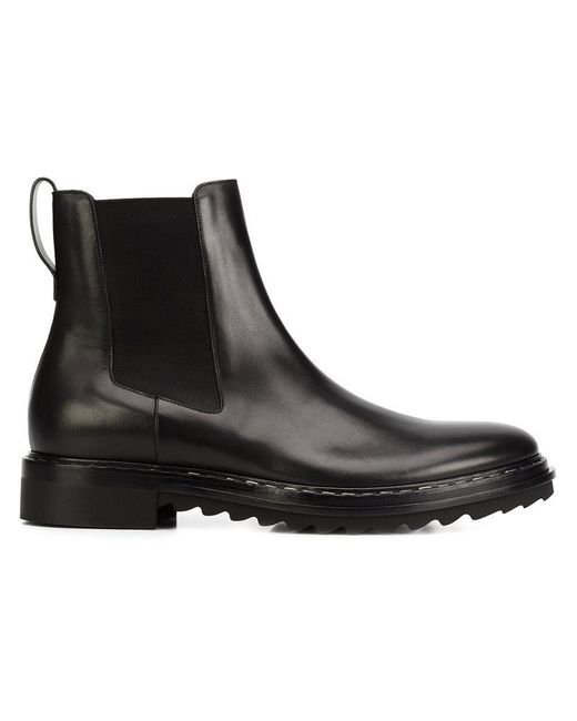 Givenchy | Black Chelsea Ankle Boots for Men | Lyst