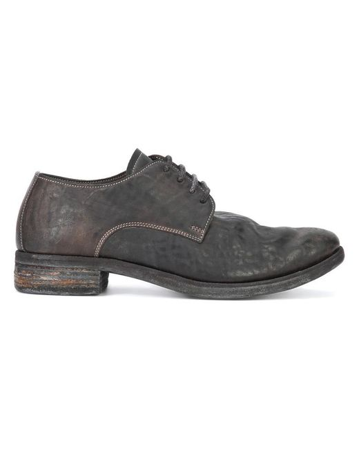 A Diciannoveventitre | Black Classic Derbies for Men | Lyst