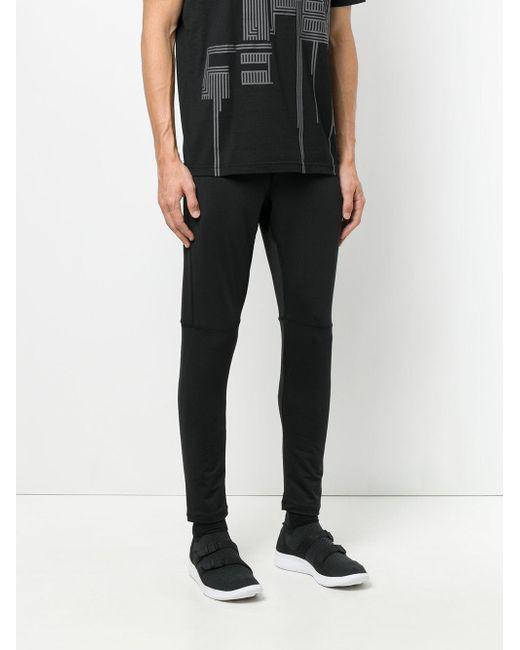 Sale Hot Sale Sale View skinny track pants - Black Fendi Jav8BaiK