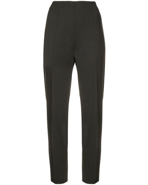 Piazza Sempione - Brown Tapered Trousers - Lyst