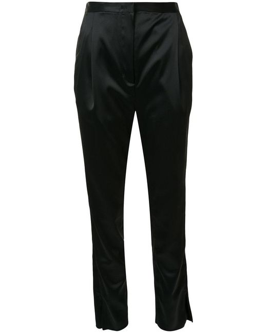 Rachel Comey - Black Tailored Cropped Trousers - Lyst