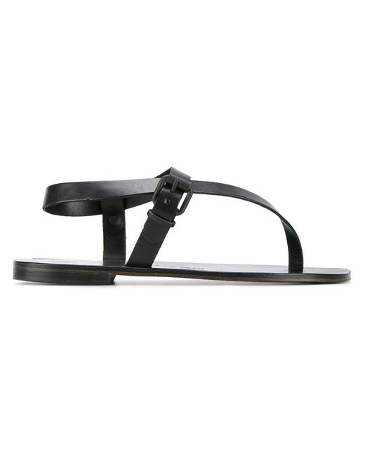 Alvaro | Black Andrea Sandals | Lyst