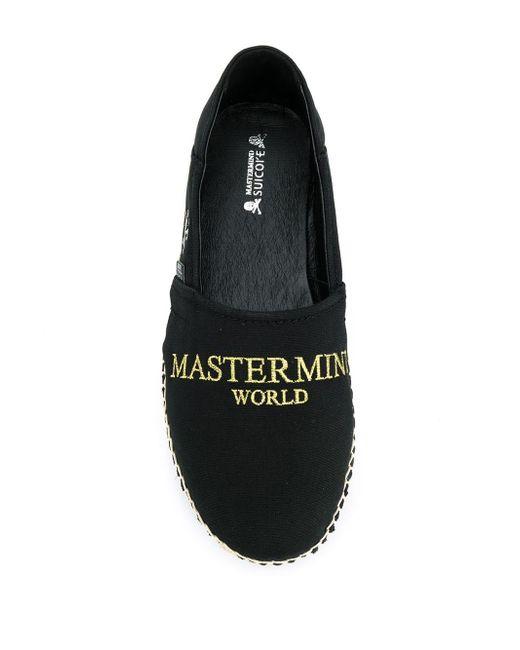6295166b60 ... Suicoke - Black Mastermind World X Espadrilles for Men - Lyst