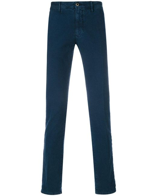Incotex   Blue Slim-fit Jeans for Men   Lyst