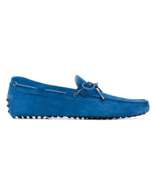 Tod's | Blue Gommini Loafers for Men | Lyst