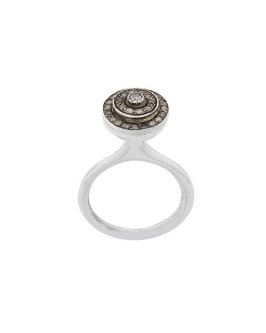 Rosa Maria - Metallic Jane Ring - Lyst