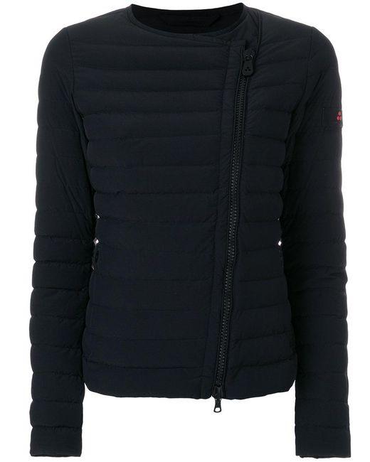 Peuterey - Black Bi-stretch Padded Jacket - Lyst