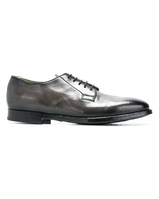 Officine Creative - Gray Herve Lace-up Shoes for Men - Lyst