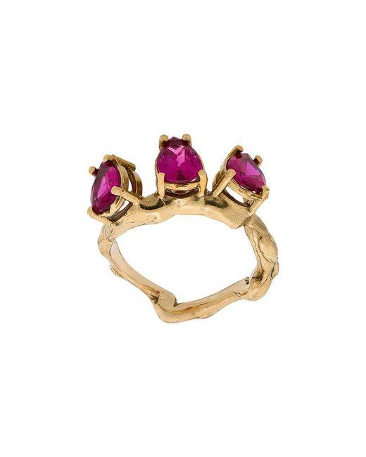 Voodoo Jewels - Metallic Thalassa Ring - Lyst