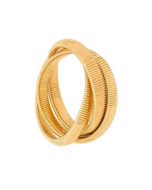 Gas Bijoux - Metallic Infinity Cuff - Lyst