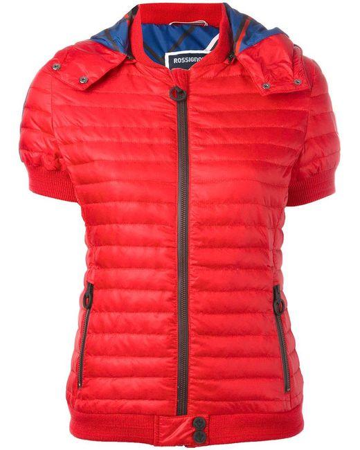 Rossignol | Red W Penelope Hooded Jacket | Lyst