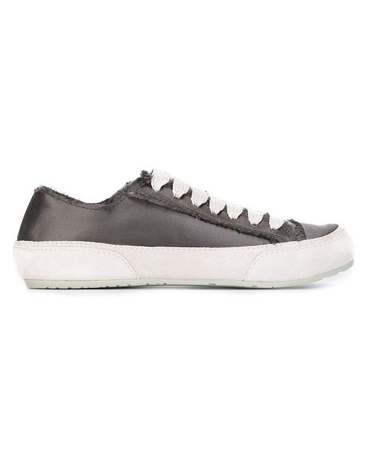 Pedro Garcia | Gray Lace Up Sneakers | Lyst