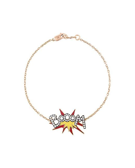 Monan - Metallic 'boom' Diamond Bracelet - Lyst