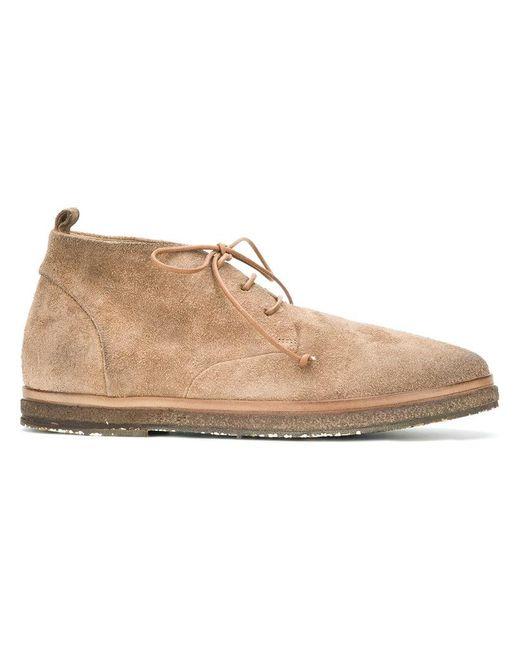 Marsèll - Natural Blocco Para 1803 Boots for Men - Lyst ... 8316846d8
