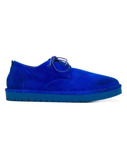 Marsèll - Blue Sancrispa Alta 112 Derby Shoes - Lyst