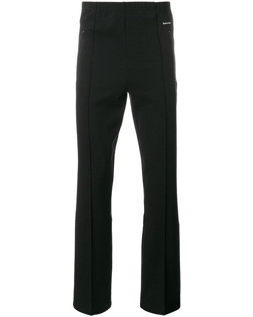 Balenciaga - Black Archetype Tracksuit Trousers for Men - Lyst