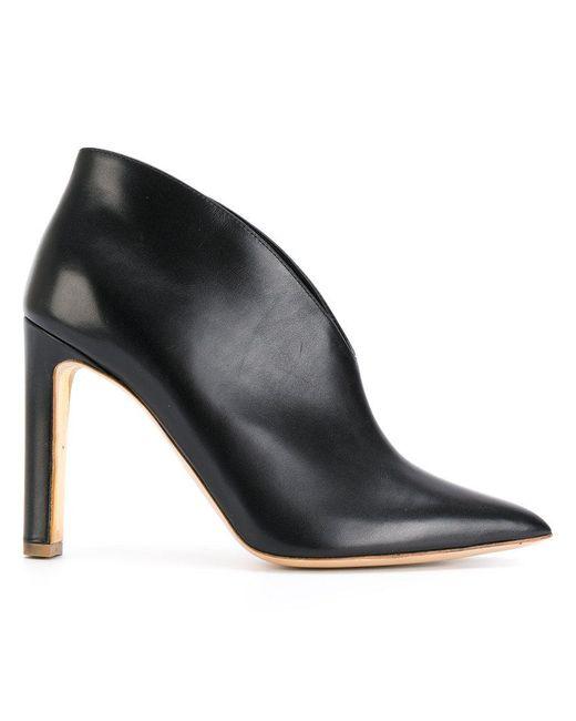 Rupert Sanderson | Black Lolita Heeled Boots | Lyst