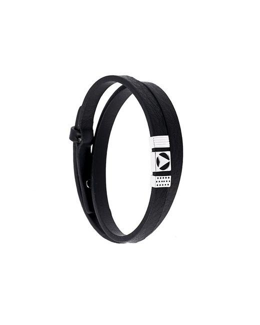 Northskull | Black 'insignia' Bracelet for Men | Lyst