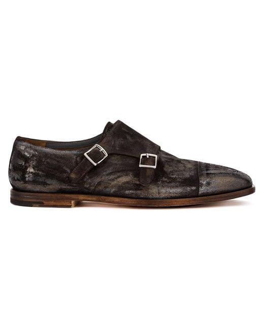 Premiata Monk shoes DEYq3cKyx
